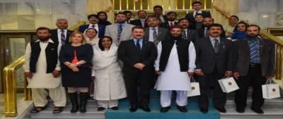 Pakistan Judicial delegation visit Turkey to learn from Turkish Judiciary
