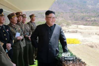 Trump warns N Korea of dire consequences after reports of nuclear test