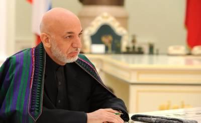 US puppet Hamid Karzai blasts US over MOAB bomb drop
