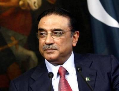 Asif Zardari felicitates Christians on eve of Easter
