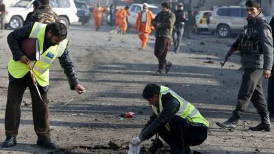 Bomb blast in Afghanistan, Governor injured
