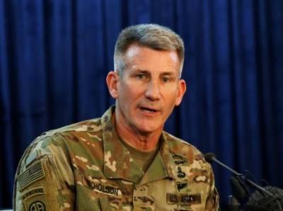 GBU-43 MOAB drop: ISIS deny US General claims