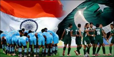 India refuses to play hockey against Pakistan