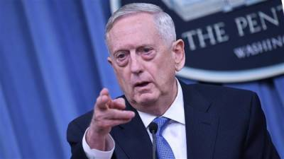 Pentagon Chief to visit Middle East, Africa next week