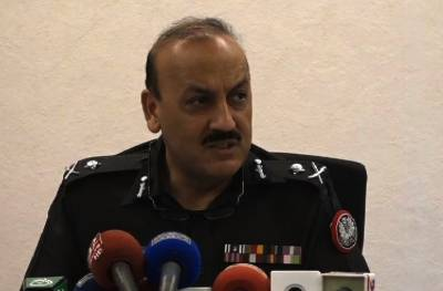 Sindh IGP directs to make strict security arrangements on Easter
