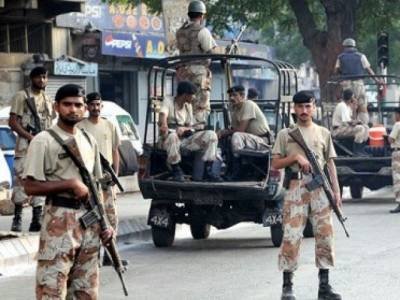 Sindh Rangers special powers expires in Karachi