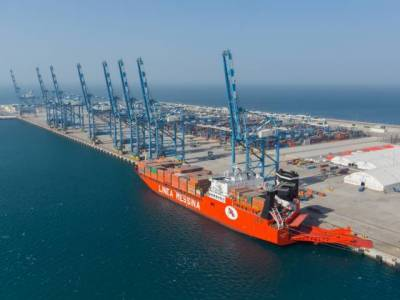 Gwadar Port transforms into a regional hub with completion of first phase of free zone