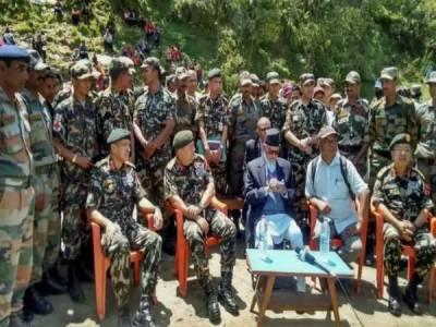 Sagarmatha Friendship 2017: China-Nepal Military exercise on Indian border rattles New Delhi