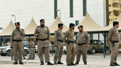 Saudi police arrests Pakistanis on terrorism charges