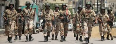 Sindh Rangers withdraw from Karachi security after expiry of special powers