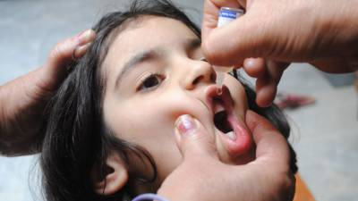 Anti-Polio campaign commences in Baluchistan, FATA, KP