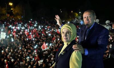 Erdagon clinches victory in a historic referendum of Turkey