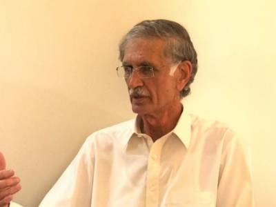 KP has no reservations on Western route of CPEC: Pervaiz Khattak