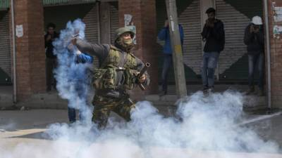MANUU students union condemns civilians killing in IOK