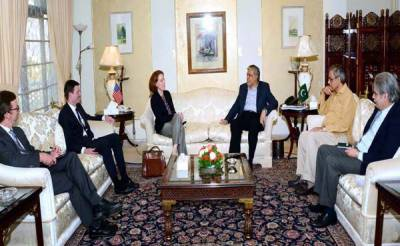 Pakistan wants to further strengthen trade, economic ties with US: Dar