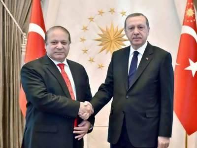 PM Nawaz Sharif calls Turkish President Tayyip Erdogan
