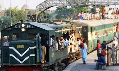 Railways Freight sector earns Rs. 10585.9 mln in 2015-16