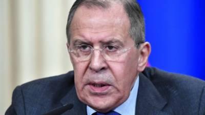 Russian FM warns US against unilateral strike on N Korea