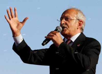 Turkey opposition raises questions on the legitimacy of referendum