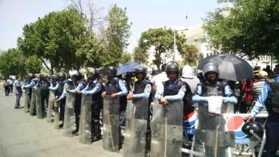 Panama Verdict: Police Commandos take over Supreme Court security