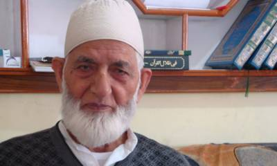 India should respect desires of Kashmiris instead of election drama: Gilani