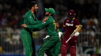 Pakistan Vs West Indies 1st Test match live score