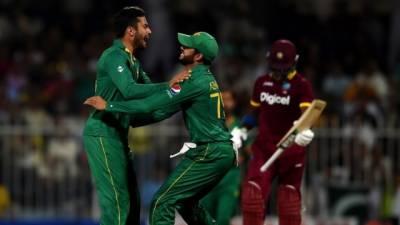 Pakistan Vs West Indies 1st Test match live update