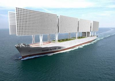 Panama Papers prison ship designed for Tax evaders