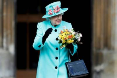 UK's Queen Elizabeth celebrates 91st birthday