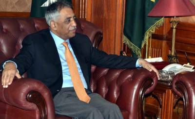 Rangers to stay in Karachi till the will of its residents: Governor Sindh