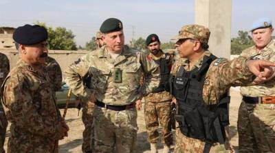 Pakistan-UK Army Staff talks take military relations to new highs