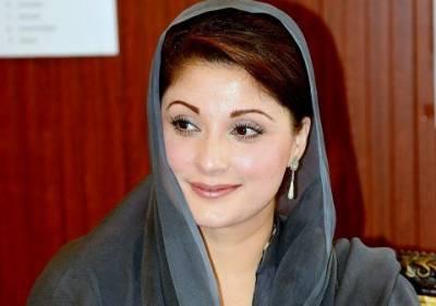 Maryam Nawaz tweets about the news of PM-Jindal secret meeting