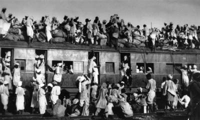 India-Pakistan partition stories shared by those who witnessed it
