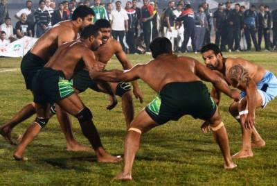 Int'l Players keen to participate in Pakistan's Super Kabaddi League