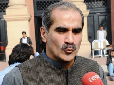 PTI leaders are habitual of telling lie in different matters: Saad Rafique