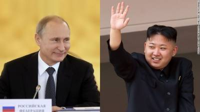 Russia - China united against US on North Korea war