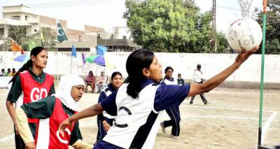 US experts visit Pakistan to encourage girls' participation in sports
