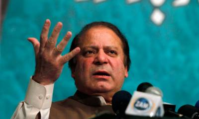 Political adversaries' space being squeezed forever: PM Nawaz