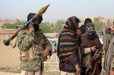 Afghan Taliban kill 27 ISIS militants near Pakistan border