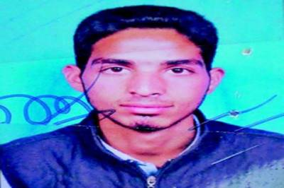 Cancer patient father in IOK seeks justice for teenager martyred son