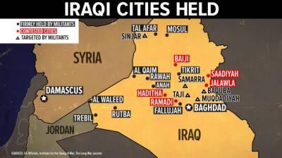 Daesh kills 10 Iraqi soldiers in a deadly attack