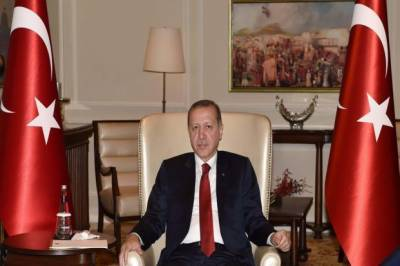 Erdogan warns to leave EU bloc