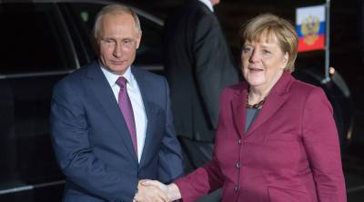 German Chancellor to meet Putin to discuss upcoming G20 summit