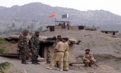Pakistan Army check posts under attack from Afghanistan