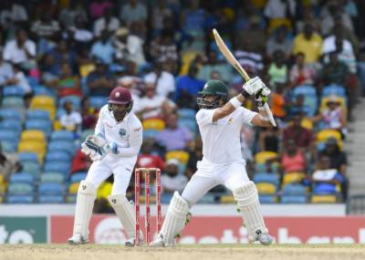 Pakistan Vs West Indies 2nd Test match day 3 score update