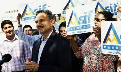 Pakistani American Asif Mehmood contesting for lieutenant Governor of California