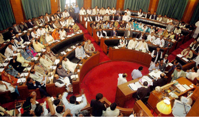 Sindh Assembly passes resolution against Imran Khan