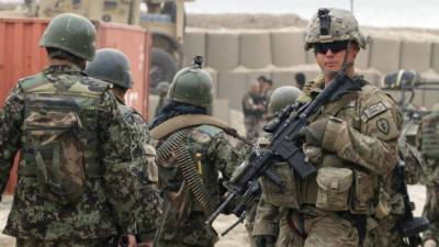 US war in Afghanistan to be escalated: US Army