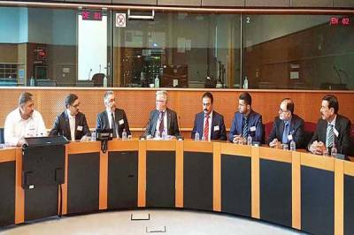 Baluchistan's delegation holds meeting with European Parliamentarians