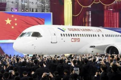 China home-grown passenger jet set to take maiden test flight